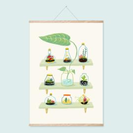 Green worlds | Saskia Heijmans | A2