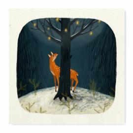 Artprint | Midwinter tree