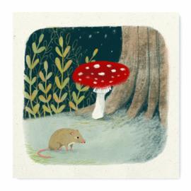 Artprint | Kleine muis