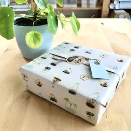Inpak/knutselpapier Terraria