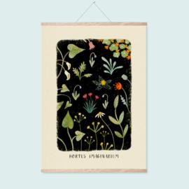 Poster A4 | Hortus Imaginarium