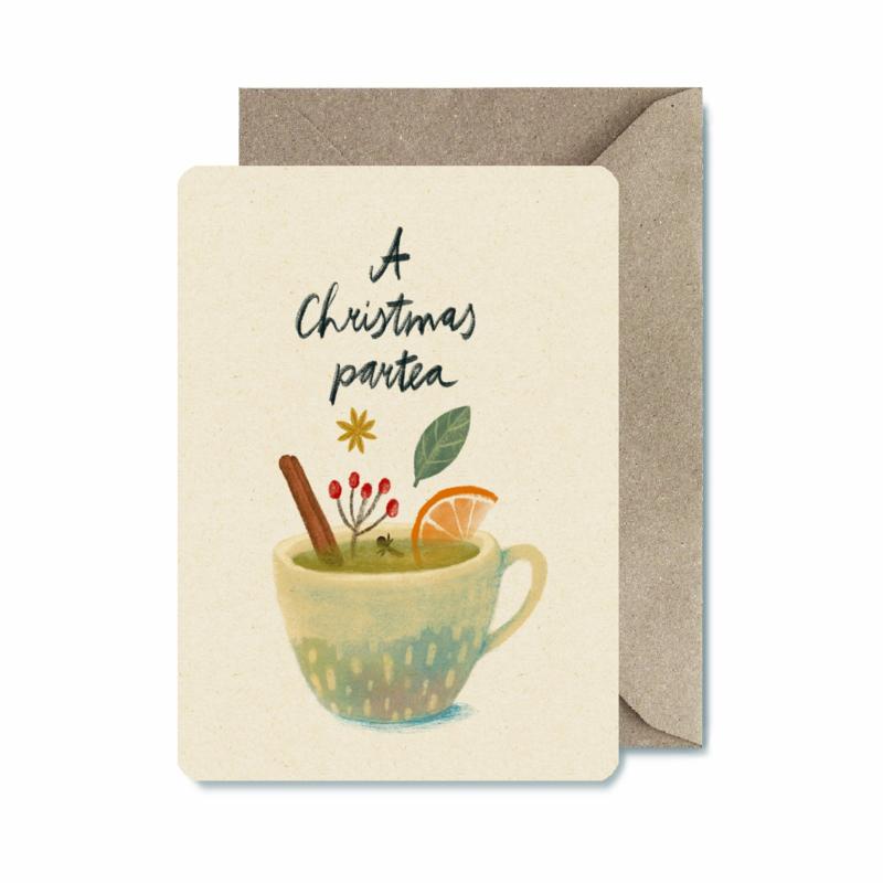 Kaart | A Christmas partea