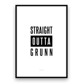 Straight outta Grunn