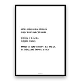 Lauri's gedicht