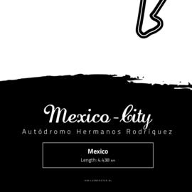 Circuit Mexico City
