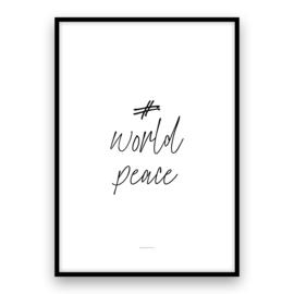 #worldpeace