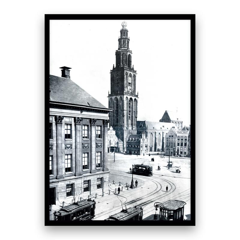Groningen centrum - Grote markt
