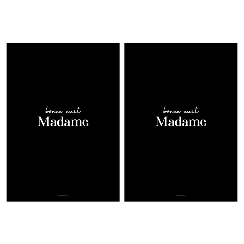 Madame & Madame