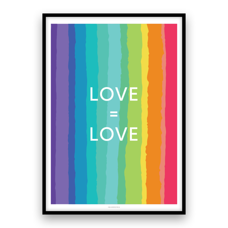 Love = Love *Rainbow*
