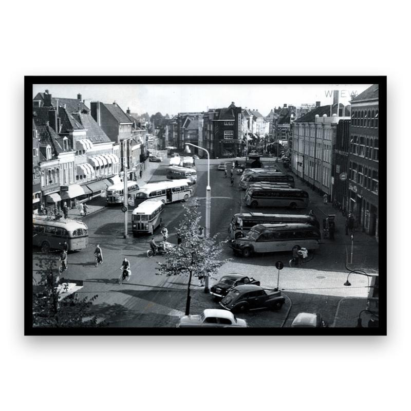 Groningen centrum - Zuiderdiep busstation