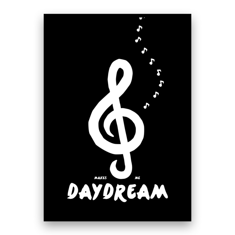 Music Makes Me Daydream
