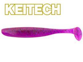 """Keitech Easy Shiner 5"""" Chameleon Black&Blue ***NIEUW***"""
