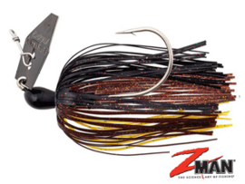 Z Man Chatterbait The Original 3/8 oz (plm 10,5 gr) Bayou Craw