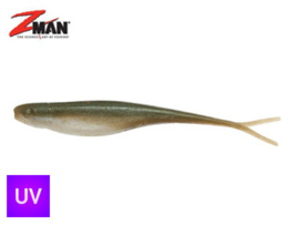"Z Man Scented Jerk Shadz 4"" Shiner"