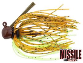 Missile Baits Ike's Micro Jig 3/16 oz (plm 5,3 gr) Sunfish IPA ***NIEUW***