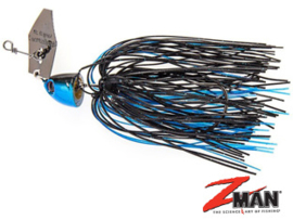 Z Man Chatterbait Freedom 1/2oz (plm 14 gr) Black/Blue