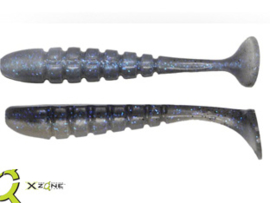 "X Zone Lures Pro Series Swammer 4"" Electric Shad ***NIEUW***"