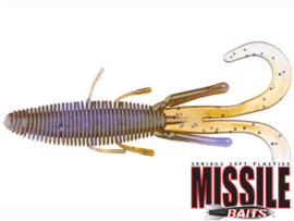 """Missile Baits Baby D Stroyer 5"""" GP3"""