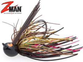 Z Man CrossEyeZ Power Finesse Jigs 1/4 oz (7 gram) Natural Craw