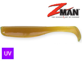 "Z Man Slim SwimZ 3"" Motor Oil"