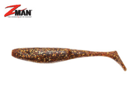 "Z Man Scented PaddlerZ 5"" Rootbeer Gold"