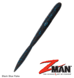 "Z Man FattyZ 5"" Black Blue Flake"
