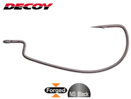 Decoy Worm9 Upper Cut Hook Haakmaat 1/0