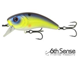 6th Sense Fishing Movement 80X Chartreuse Spank