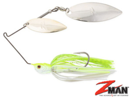 Z Man SlingBladeZ Double Willow Chartreuse Pearl 1/2 oz (14 gram)