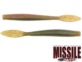"Missile Baits Quiver 6,5"" Fried Melon"