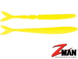 """Z Man DarterZ 6"""" Hot Chartreuse"""