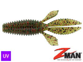 "Z Man TRD BugZ 2,75"" Watermelon Red"