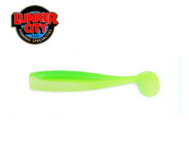"Lunker City Shaker 3,25"" - Limetreuse"