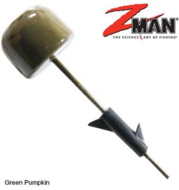 Z Man Neko SchroomZ 1/15 oz (1,7 gr) Green Pumpkin