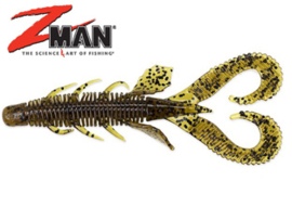 "Z Man Boar hogZ 4"" Green Pumpkin"