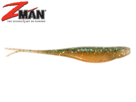 "Z Man Scented Jerk shadz 4"" Perfect Perch"