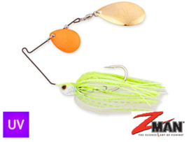 Z Man SlingbladeZ 1/4oz (7 gr) Chartreuse Pearl Double Willow