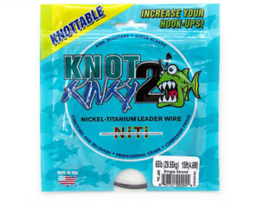 Knot 2 Kinky Nickel Titanium Leader Wire