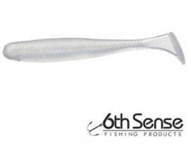 "6th Sense Fishing Divine Swimbait 4,4"" Ghost Ice Minnow"