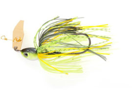 Z Man Project Z Chatterbait 3/8 oz (plm 10,5 gram) Chartreuse Sexy Shad