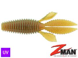 """Z Man TRD BugZ 2,75"""" Motor Oil"""