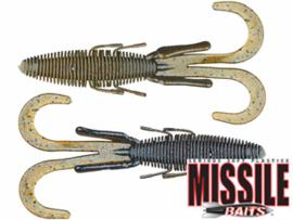 """Missile Baits D Stroyer 6"""" Super Bug"""