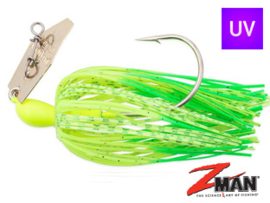 Z Man Chatterbait The Original 1/4 oz (plm 7 gr) Frog