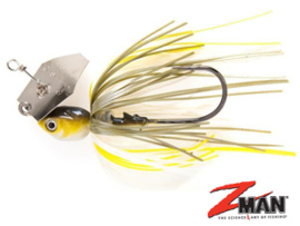 Z Man Project Z Chatterbait 3/4 oz (plm 21 gr) Blueback Herring