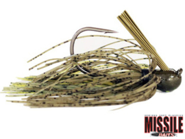 Missile Baits Flip Out Jig 1/2oz (plm 14 gr) Dill Pickle