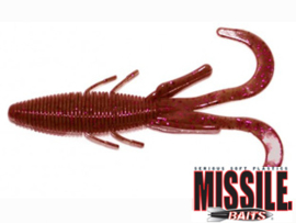 """Missile Baits Baby D Stroyer 5"""" Spanish Cinnamon"""