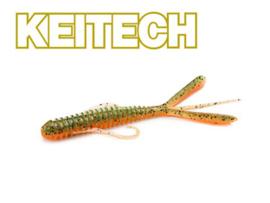 """Keitech Hog Impact 3"""" Fire Tiger"""