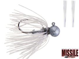 Missile Baits Ike's Micro Football Jig 3/8oz (plm 10,6 gr) Softshell