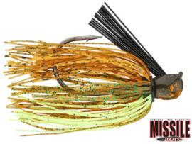 Missile Baits Ike's Mini Flip Jig 1/2oz (plm 14 gr) Sunfish IPA