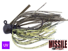 Missile Baits Ike's Micro Jig 3/16 oz (plm 5,3 gr) Dill Pickle